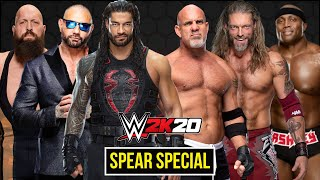 WWE 2K20 'SPEAR CITY' Special Gameplay ! FAIL GAME LIVE 2K20 ! Join FailGame Army @159 RS. |