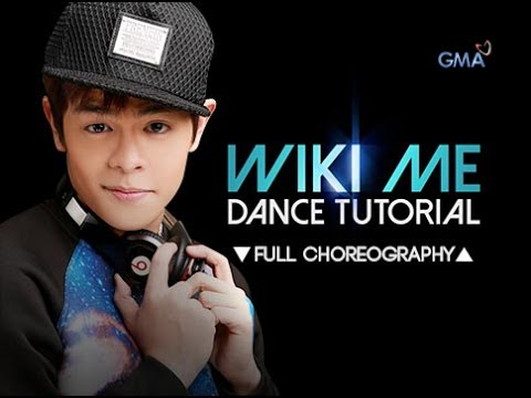 Julian Trono Dance Tutorial: Wiki Me Full Choreography