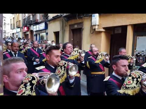 Muziekcorps in León, Spanje.