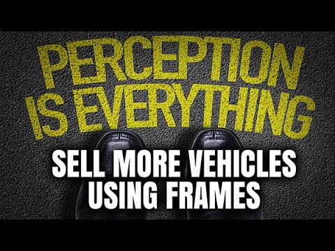 How to Use Video To Pre Frame The Mind of Conquest Vehicle Shoppers And Sell More Cars
