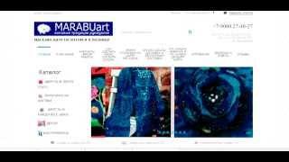 Обзор интернет-магазина Марабуарт