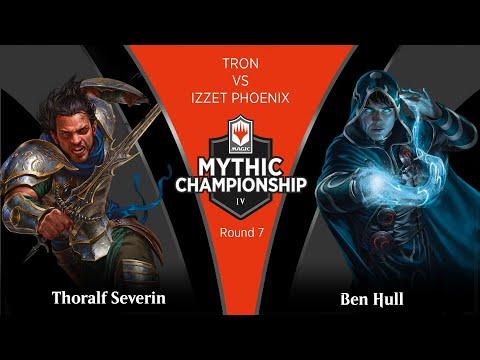Round 7 (Modern): Thoralf Severin Vs. Ben Hull - 2019 Mythic Championship IV
