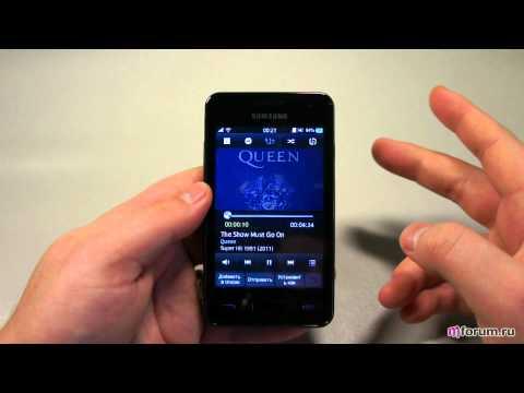 Обзор Samsung Wave M - камера
