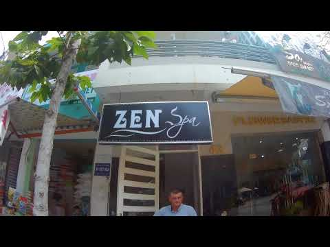 Вьетнам Нячанг 2018.Отзыв на массаж ZEN SPA и суп ФО БО,