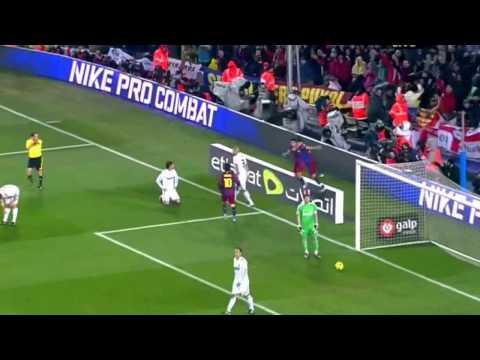 Fc Barcelona - Real Madrid 5-0 HD Alfredo Martinez.webm
