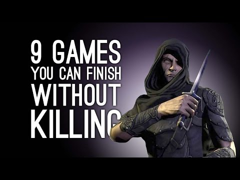 9 Murdery Games You Can Finish Without Killing Anyone