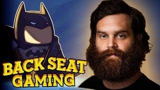 SCRIBBLENAUTS UNMASKED w/ EPIC MEAL TIME (Backseat Gaming)