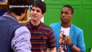 Violetta 3 - León se entera que los chicos sabían la verdad de Roxy (03x41)