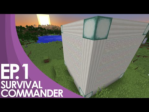 Zedaph: Survival Commander - E1 - Back To Cube One