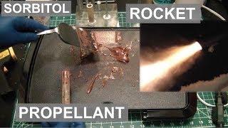 Sugar Free Rocket Propellant - The EASIEST Rocket Propellant! - ElementalMaker