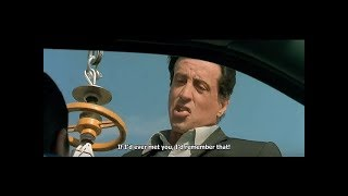 Taxi 3 - Scene With Sylvester Stallone (Video)