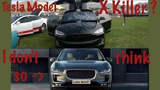 Tesla Model X Killer? I don