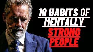 10 Habits That Will Make You POWERFUL Beyond Belief - Jordan Peterson Motivation screenshot 2