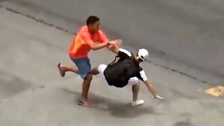 Блеск и нищета олимпийского Рио: спортивную столицу захлестнула волна ограблений.