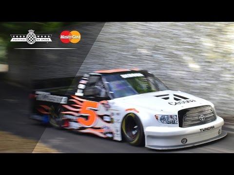 NASCAR Toyota Truck's Heartstopping...