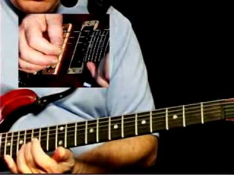 Blues Rock Guitar Lessons - Bugs Henderson - Mary Lou Solo ...