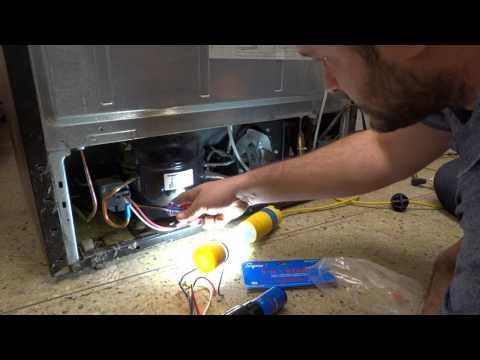Refrigerator Compressor Buzzing Won't Start Fridge Free | Doovi