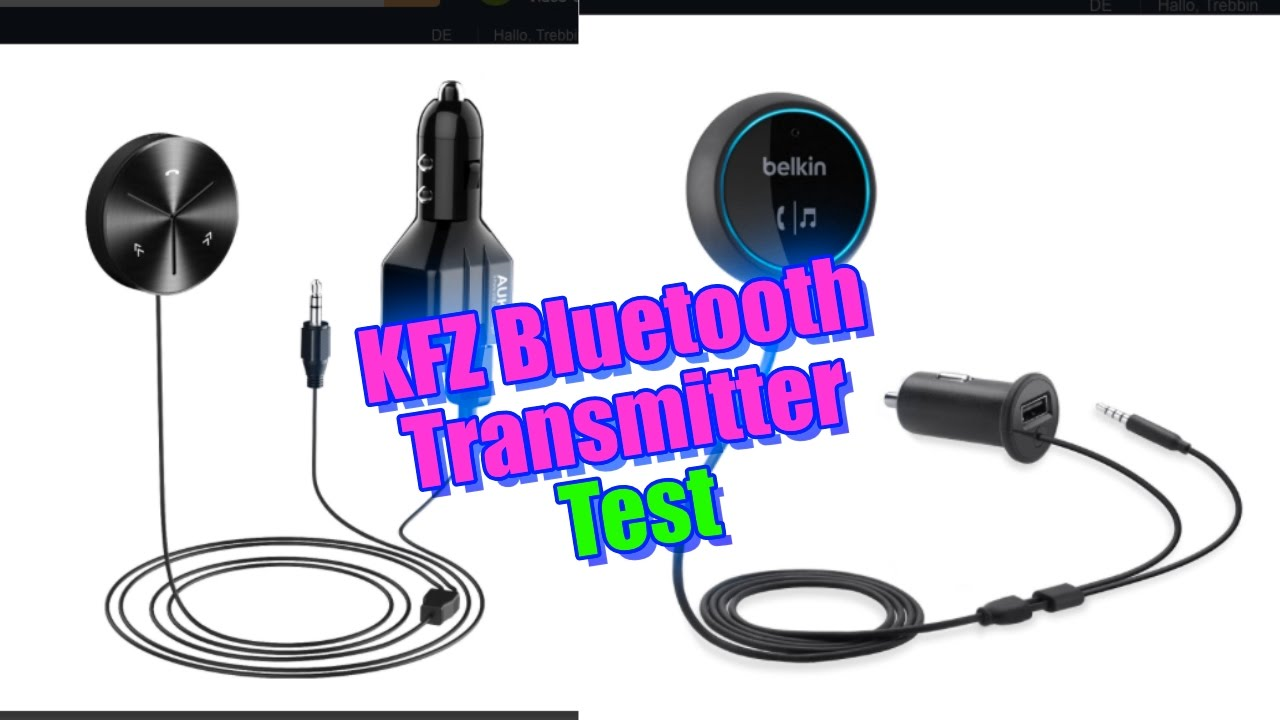 bluetooth transmitter test belkin aircast vs aukey. Black Bedroom Furniture Sets. Home Design Ideas
