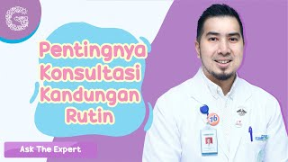 Pentingnya Konsultasi Rutin ke Dokter Kandungan - dr. Ardiansjah Dara Sjahruddin, SpOG., M.Kes.
