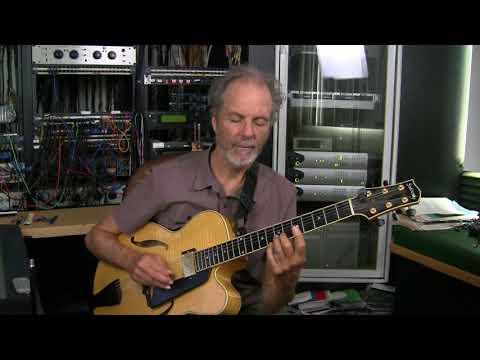 Two Minute Jazz Guitar #3: I Got Rhythm Changes part 3