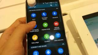 Samsung GALAXY S5 SM-G900J (SCL23) - Hands-on
