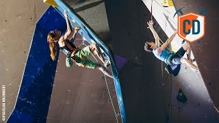 Supper and Markovič Tighten Their Grip On The Lead World Cup | EpicTV Climbing Daily, Ep. 563