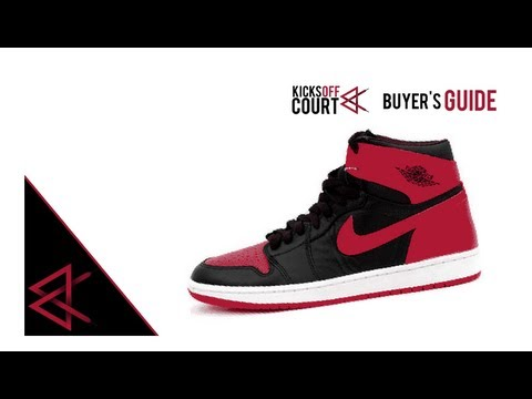 9c7e000fc8e How To Tell If Jordan 1s Are Replica - YouTube