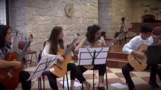 Magnificat Guitar Ensemble | MOM2014 [15/5/2014]