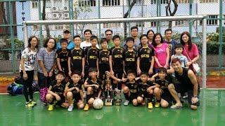主教盃足球歷程 2015 -  天主教石鐘山紀念小學
