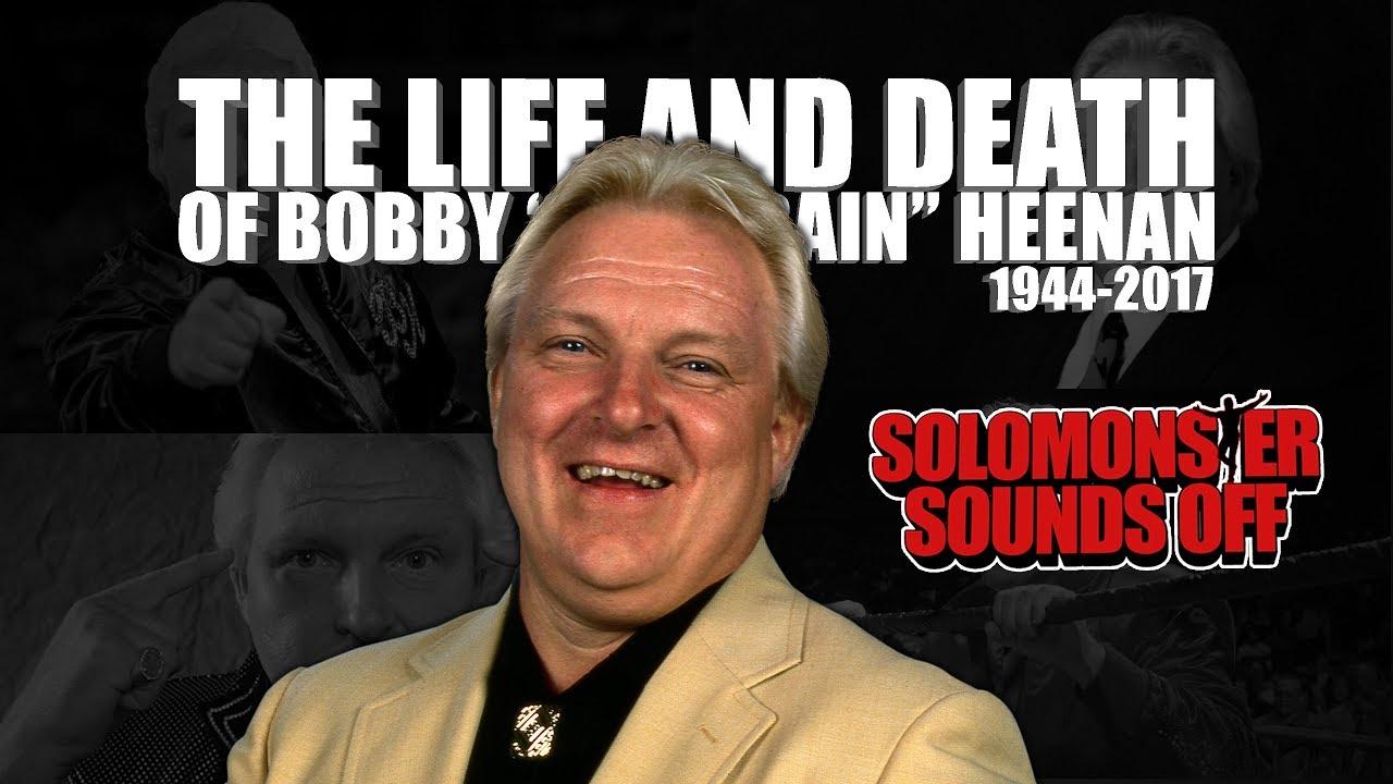 WWE Wrestling Legend Bobby 'The Brain' Heenan Dies Aged 73