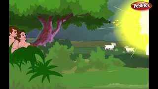 The Story Of Adam And Eve  Bible Stories In Hindi  Bible Wonders  Bible Prophecy