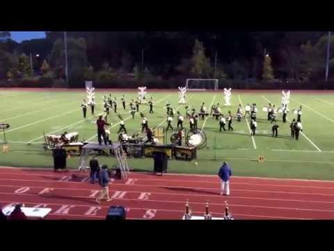 "Shepherd Hill Regional High School Marching Band 2015 ""Robin Hood""@ Reading High School (10/24/15)"