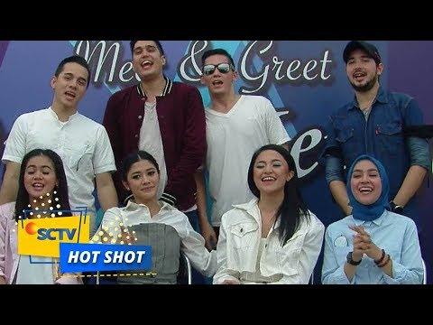 Kemeriahan Meet and Greet Orang Ketiga - Hot Shot
