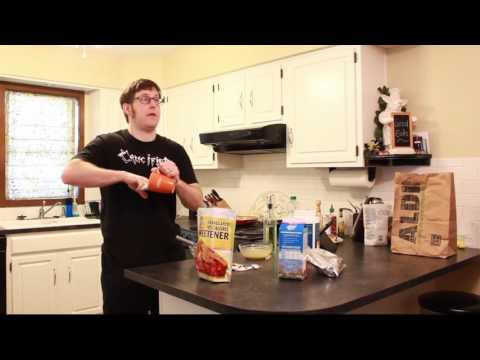 Lupin Mug Bread
