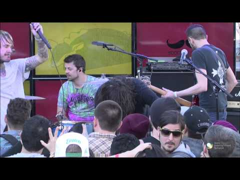 Chiodos - Heart of Austin 2014