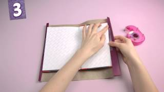 Decorate your Book - LEGO Friends - How To