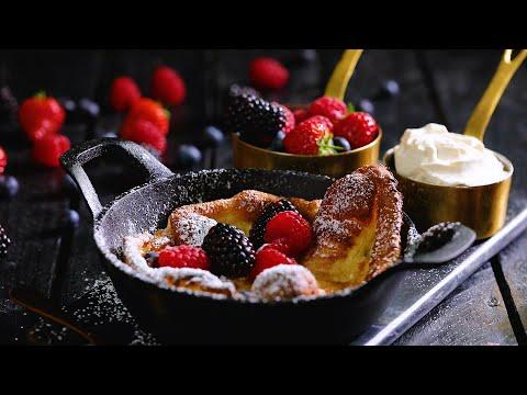 pancakes-au-four