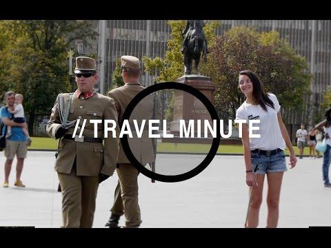 Travel Minute Ep. 3 - Budapest Parliament