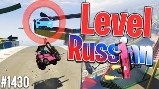 LEVEL RUSSIA ÜBERRASCHUNGS-RENNEN | GTA 5 Online