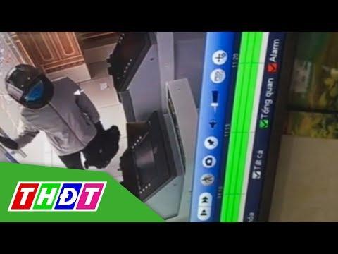 Thanh Hóa: Tên Cướp Bắn Trọng Thương Bảo Vệ Ngân Hàng Vietcombank | THDT