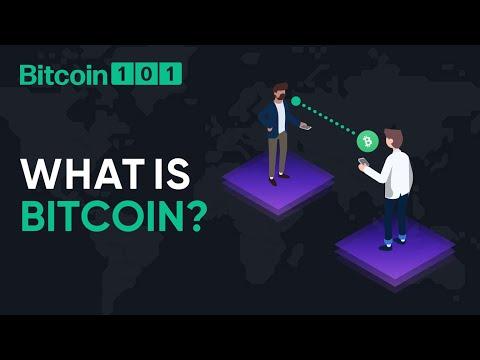 What Is Bitcoin? - Bitcoin 101