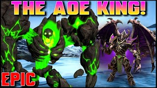 Grubby   WC3   [EPIC] Dreaḋlord - the King of AOE damage!