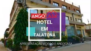Hotel em Talatona em Luanda - Hotel em Angola
