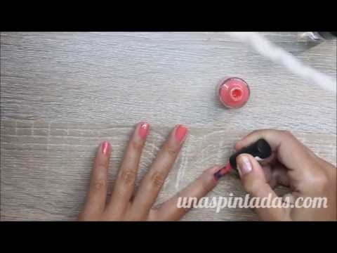 Review del esmalte de uñas 60 second super shine de Rimmel London