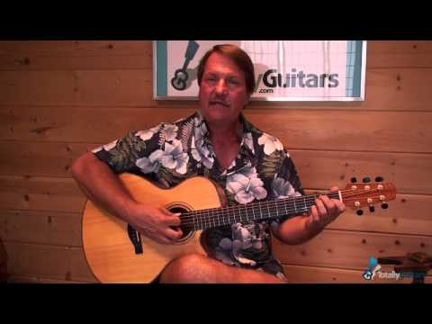 I Walk The Line - Guitar Lesson Preview