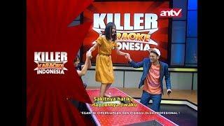 Kata Anwar, Wulan imut banget kalo lagi ketakutan! - Killer Karaoke Indonesia