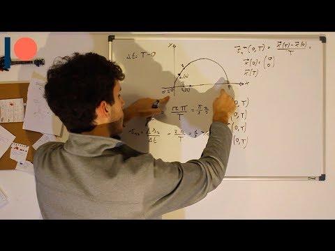 Fisica Generale I - Lezione 10 - Esercizi di Cinematica