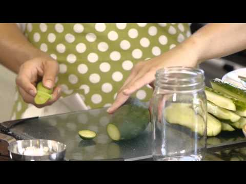 How To Make Crunchy Kosher Dill Pickles : Pickle Me This, Pickle Me That
