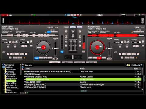 How to mix in Virtual DJ
