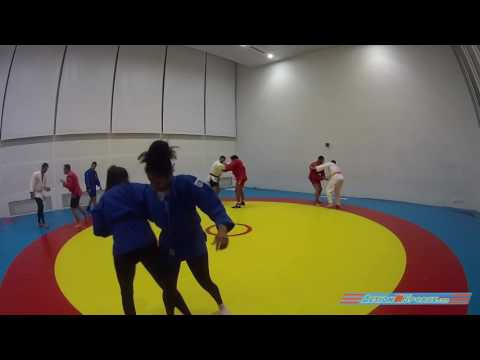 Nicosia Sambo Academy Training, University of Cyprus 2016
